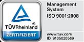 Karl Jenewein Moddelbau - TÜV Cert ISO 9001